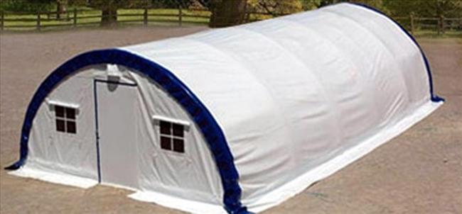 Şantiye çadır